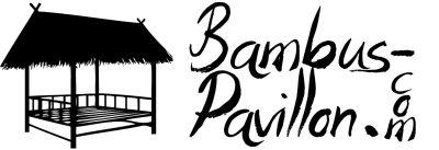 Sala Pavillon - Bambus Hütten für daheim!